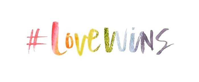 O Amor Sempre Vai Vencer…#LoveWins