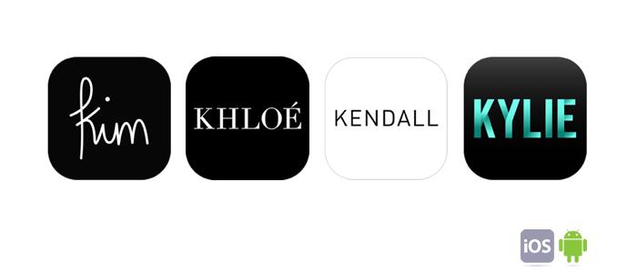 Irmãs Kardashians Lançam AppsPróprios