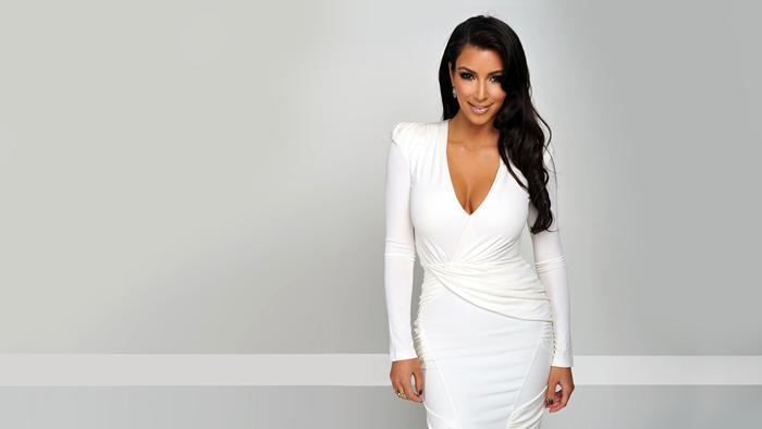 Kim Kardashian Para OsPublicitários
