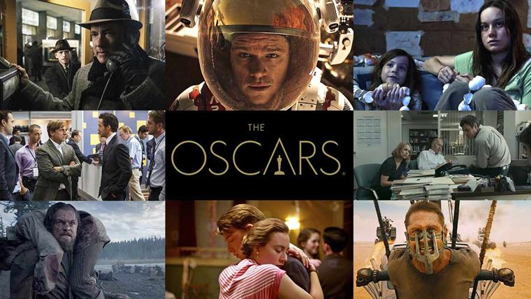 Especial Oscar 2016