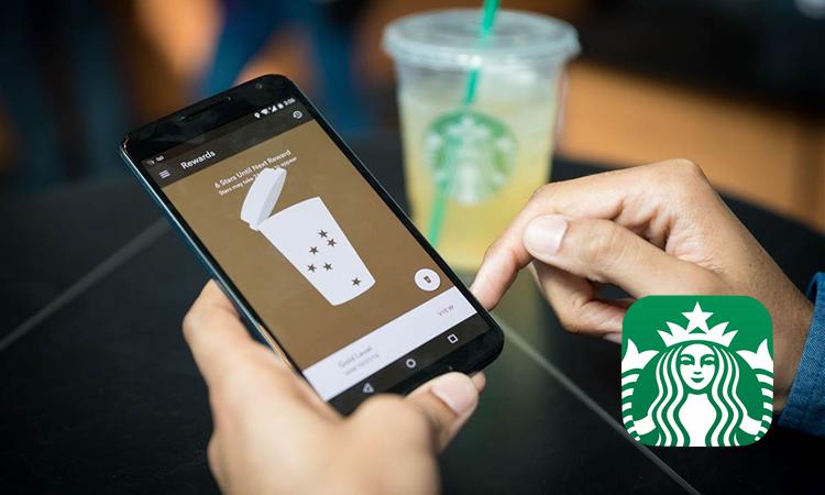 Aplicativo: Starbucks