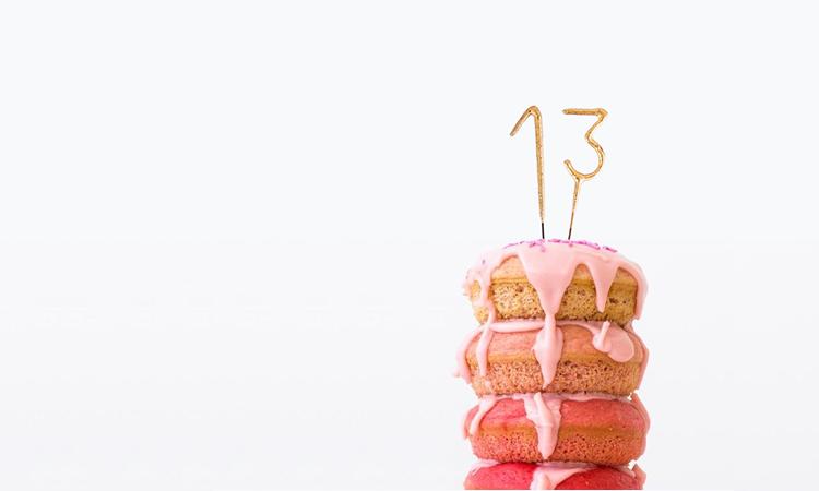 13º Aniversário doBlog