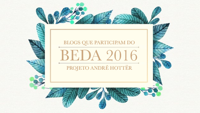 Blogs Que Participam Do BEDA2016