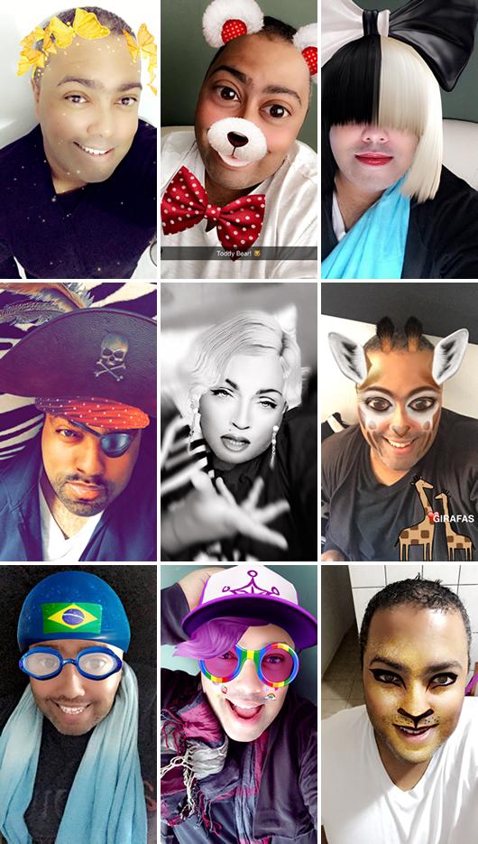 Filtros-Novos-Snapchat