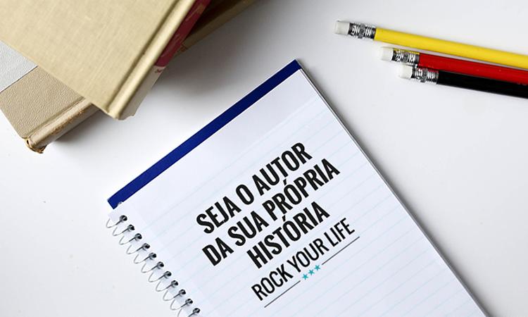 Seja O Autor Da Sua PrópriaHistória