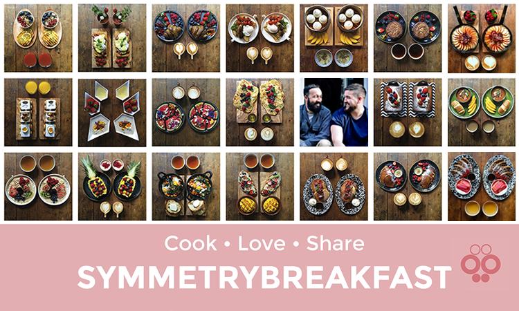 Symmetry Breakfast Por MichaelZee