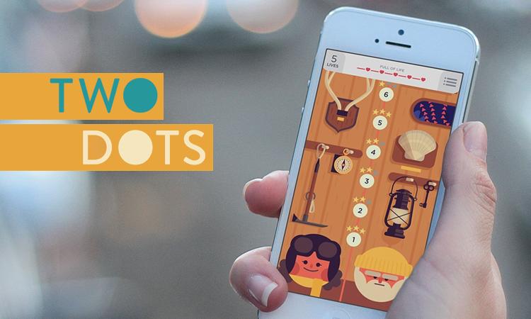 Aplicativo: Two Dots