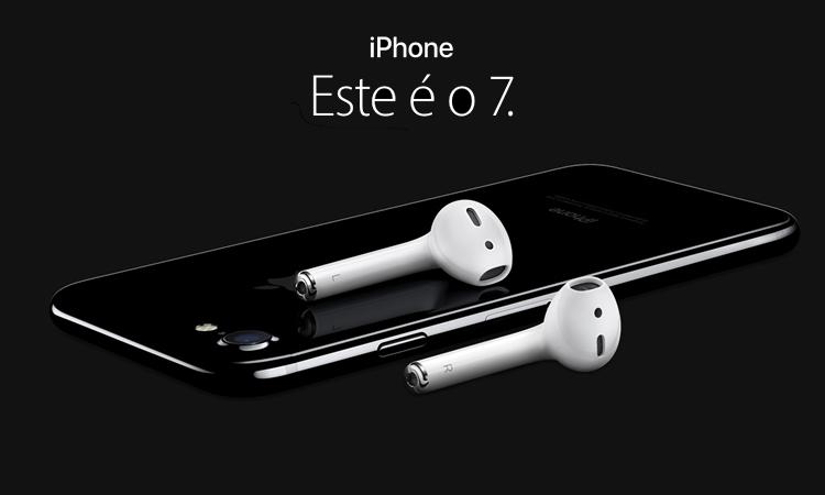 O Novo iPhone7