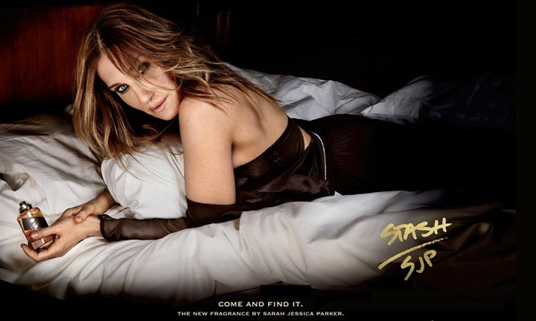 STASH SJP o Novo Perfume da Sarah JessicaParker
