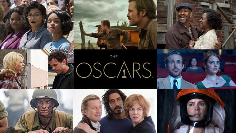 Especial Oscar 2017